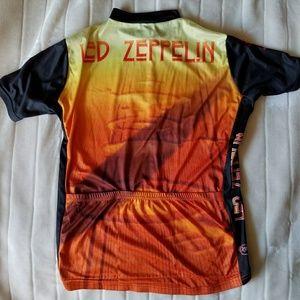 primal Shirts - ❤Led Zeppelin Bike jersey NWOT- Size XL 72efc0fd0
